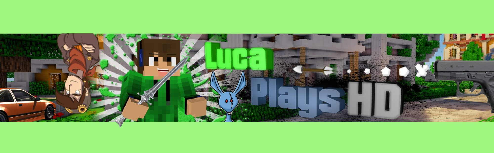 Luca PlaysHD